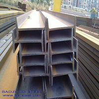GB Standard Hot rolled structural steel Carbon Steel I Beam