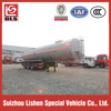 New Arrival Liquid Bitumen Semi Trailer 3 Axles 30 cbm Liquid Asphalt Tanker Transporting Vehicle