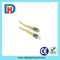 FTTH ST MM fiber optic connector