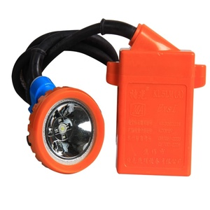 led miner's headlamp with MA
