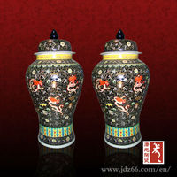Handcrafted Vase New Art Pottery porcelain luxury vases