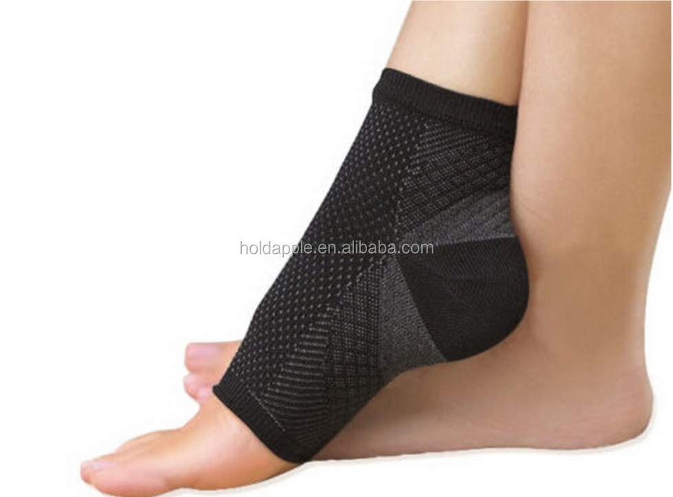 Plantar Fasciitis - Compression Foot Sleeve - Relief From Swelling - Arch Support for Running, Sports & Everyday HA01241
