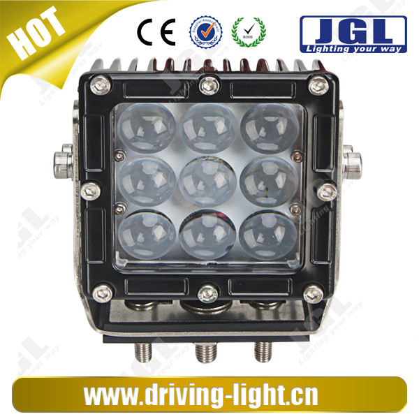 NEW product long time working 50w Led Light Bar for Trucks crane SUV,ATV,JEEP Wrangler.