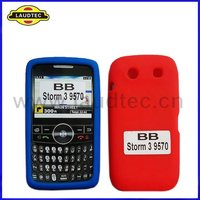 Silicone Case for BlackBerry Storm 3 9570
