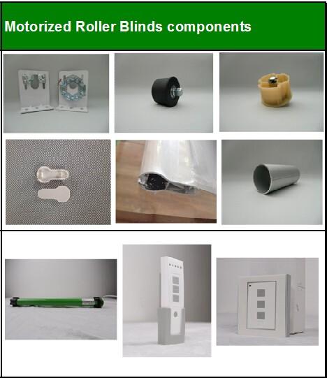 Electric Roller Blind Motor Motorized Roller Blinds Remote