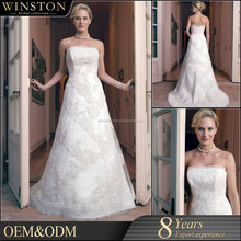 Latest Style High Quality old fashioned wedding dresses