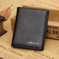 Wholesale high quality wallet genuine leather