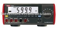 Digital Bench-Type Auto ranging True RMS Multimeters