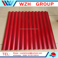 Color Metal Steel Roofing Sheet,Color Glazed Metal Roof Tile,Color Galvanized Corrugated Roofing from china supplier
