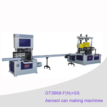 Automatic Aerosol Can Making Machine Equipment