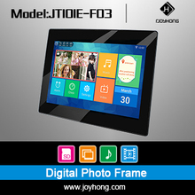 "10.1"" IPS panel wifi cloud digital picture frame with android system"