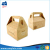 Disposable food packaging take-away box snack/cookie packaging box