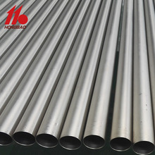 DIN17861 Gr2 Cold Roll Seamless Titanium Tube For Heat Exchanger