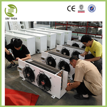 industrial 2-6 fans industrial air cooler for cold room, evaporator for cold room