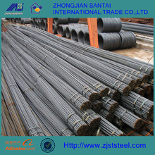 ASTM steel rebar production line hot rolling mill HRB400E 10mm building iron rod