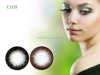 Glow shiny eyewear color contact lens for your bright eyes