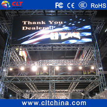 P3led display screen stage background led video wall