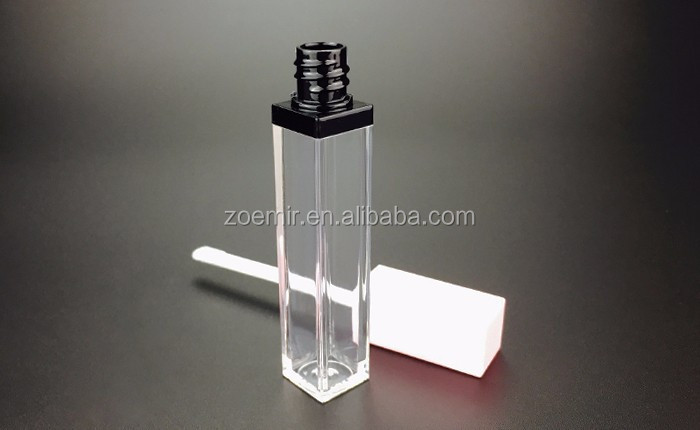 Magic given cosmetics luxury brand clear lipgloss glossy stain bottle