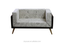 danish furniture sofa with metal legs ,pakistani furniture B341 bedroom floor