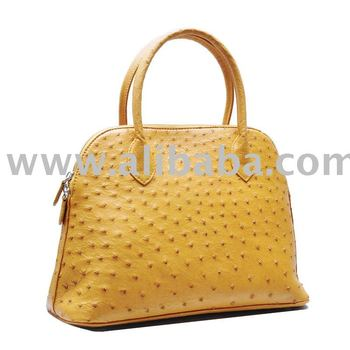 Genuine Crocodile Skin Handbag - Spring / Summer 2011 Collection