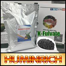 Huminrich 100% Water Solubility Minimum Possible Price Huge Market Enhance Soil Sturcture Potassium Fulvic Acid Uk