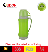 thermos glass refill vacuum flask