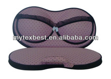 EVA bra bag with zipper for travelling