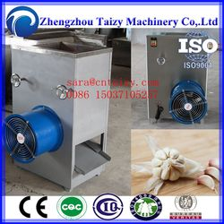 garlic processing production line/garlic breaking/separating machine
