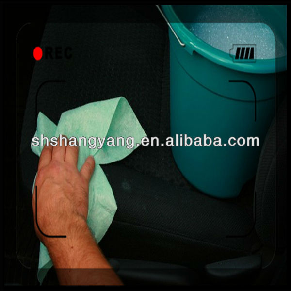 2014 Factory Direct Sale Microfiber Cleaning Cloth for Cars