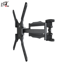 Cheap Price Wall Mount TV Bracket Holder Full Motion TV Mount With Dual Arms