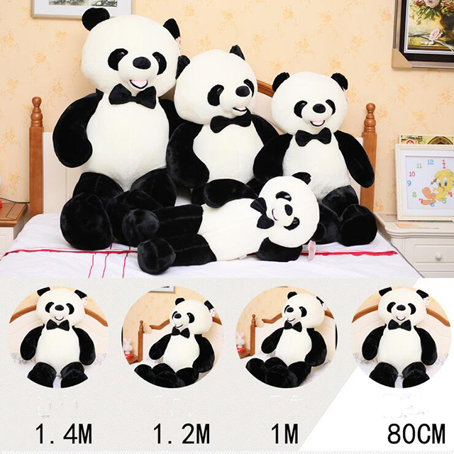Giant Panda Plush Toy, Big Panda Teddy Bear Stuffed Toys