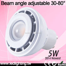 2014 new designgu10 led 5w spot new products on china market