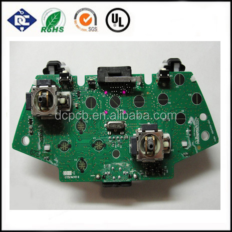 Customied xbox 360 controller pcb boards,multilayer pcb assembly manufacturer