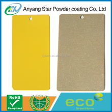 Anyang Star matte acrylic powder glossiness epoxy paint coating powder chrome powder coating