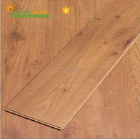 Made in China ,german technology waterproof HDF laminate flooring