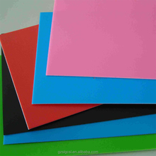 Widely used 3-30mm colorful pvc fascia board