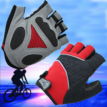 winter cheap oem bike riding dotted gloves waterproof