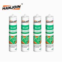 Weatherproof General Purpose Acetic Silicone Sealant External Use