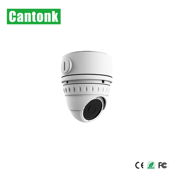 Hot Sale 2018 Metal IP66 Housing Cctv Camera Home Security With Hide Cable box