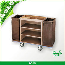 High-quality Hotel Housekeeping Maid Trolley