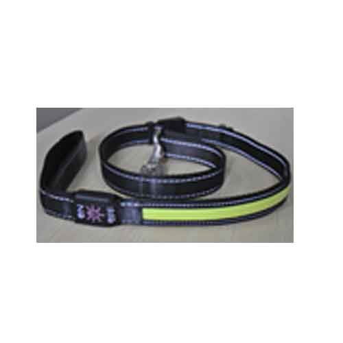 Quick Lead Electronic LED Smart Dog Leash In Different Sizes And Colors