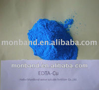 EDTA cu copper chelate fertilizer
