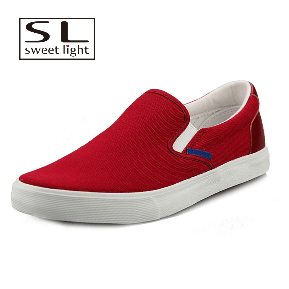 c3e54cb75b6164 Wholesale Casual Canvas Men Slip On Shoes Custom Sneakers - Buy ...