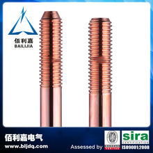 Pure Copper Grounding Rod of Power System