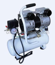 OF-600-12L portable mini air compressor for dental chair