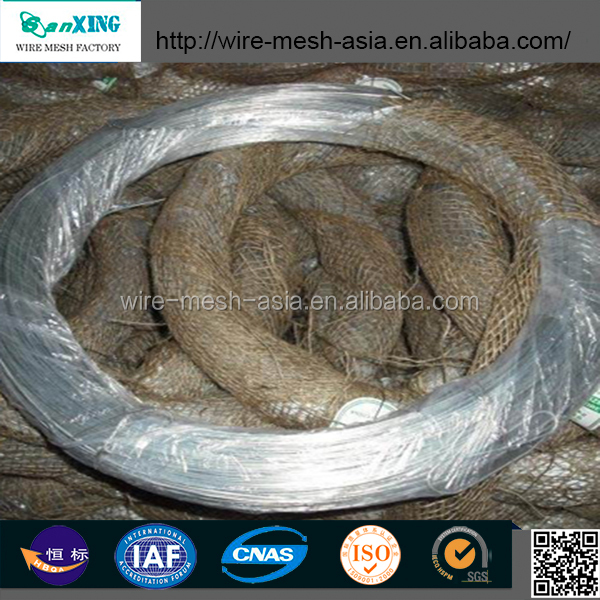 Bailing Wire hot dipped galvanized iron wire