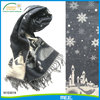 2015 wholesale winter christmas scarf