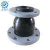 DN100PN16 pipeline flexible flange connector rubber expansion joints