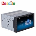 "Dasaita 7"" Android 7.1 2 Din Universal car dvd player with ISO and Nissan cable(pannel size176*101) 2+16GB Quad Core"