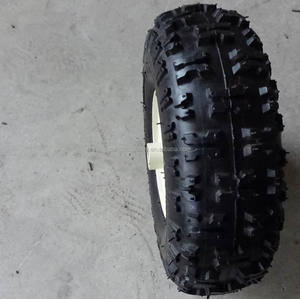 top quality pneumatic rubber wheel 4.10-4